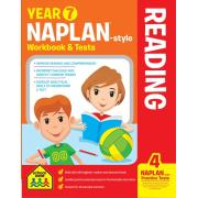 School Zone Year 7 Reading Naplan-style Workbook And Tests