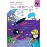 WA Targeting Handwriting Student Book Year 4