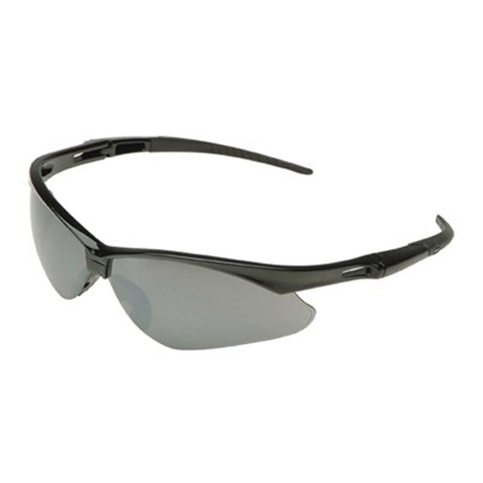 Jackson Safety V30 Nemesis Safety Glasses Smoked Mirror Lens Each