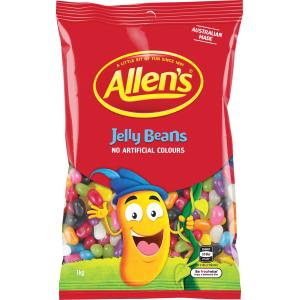 Allens Jelly Beans Fruity Craze 1kg
