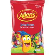 Allens Jelly Beans Lollies Fruity Craze 1kg