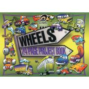 Olympic Project Wheels 24 Pages 273 x 375mm 8mm