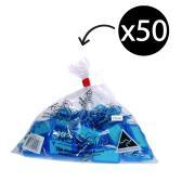 Kevron 37743 Key Tags ID5 Blue Pack 50