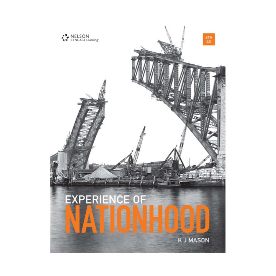 Experience of Nationhood Student Book with 4 Access Codes. Author James Mason