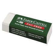Faber-Castell Eraser With Sleeve PVC-Free Large