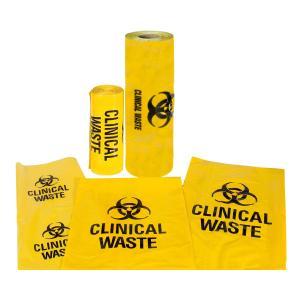 Austar Clinical Waste Bag Biohazard 240 Litre Roll 25