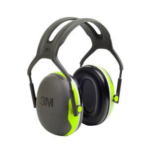 3m Peltor X4A Premium X Series Headband Earmuffs