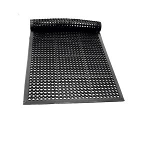3m Safety-Walk Safety Cushion Mat 1200 910mmx1520mmx13mm Black