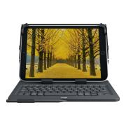 Logitech Universal Folio Case with Integrated Bluetooth Keyboard for 9-10-inch Tablets