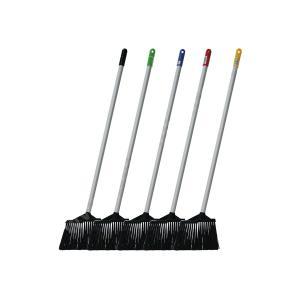 Pall Mall Lobby Dustpan Broom Black