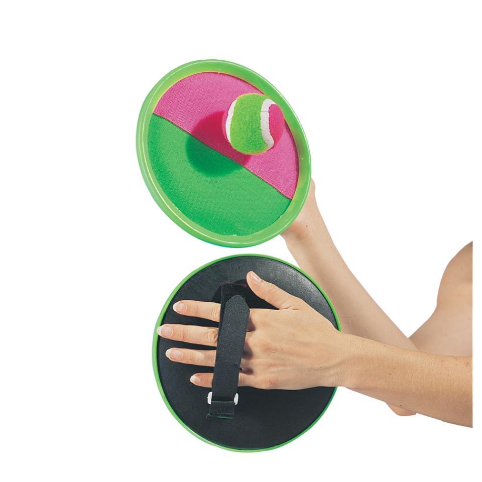 Hart Velcro Paddle Ball Set