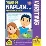 School Zone Yr 5 Naplan-style Writing Wb & Tests