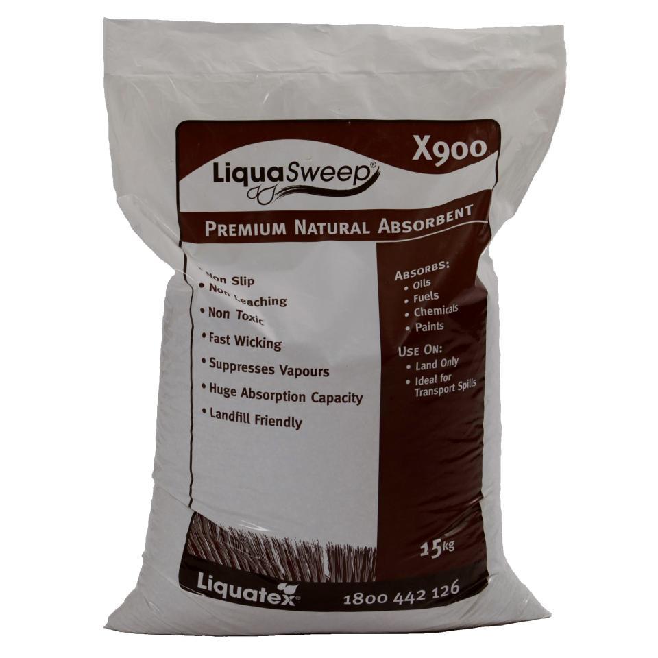 Stratex Liquasweep Sponge Oil Absorbent - 22L Bag