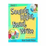 Sounds Right Read Write NSW Book 1