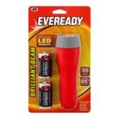 Eveready Led Household Torch Includes 2 X D Batteries
