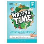 Firefly Education Writing Time Foundation VIC Modern Cursive Student Practice Book