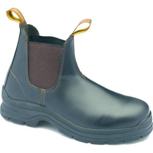 311 Blundstone Boot Brown Elastic Sided with TPU Sole
