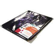 Teter Mek Cellophane 750x1000mm Assorted Colours Pkt 25