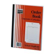 Olympic No.740 Duplicate Carbonless Book A4 Order