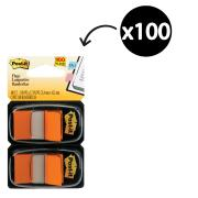 Post-It Flags 25.4 x 43.2mm Orange Pack 2