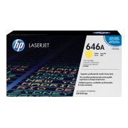 HP LaserJet 646A Yellow Toner Cartridge - CF032A