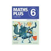Maths Plus AC Edition Student & Assessment Book 6 Harry O'Brien