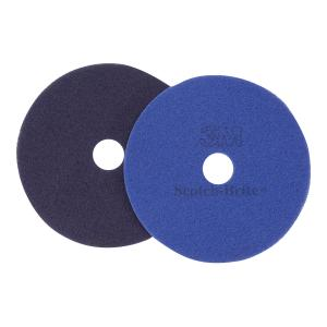 3M Diamond Floor Pads Purple 50cm Each