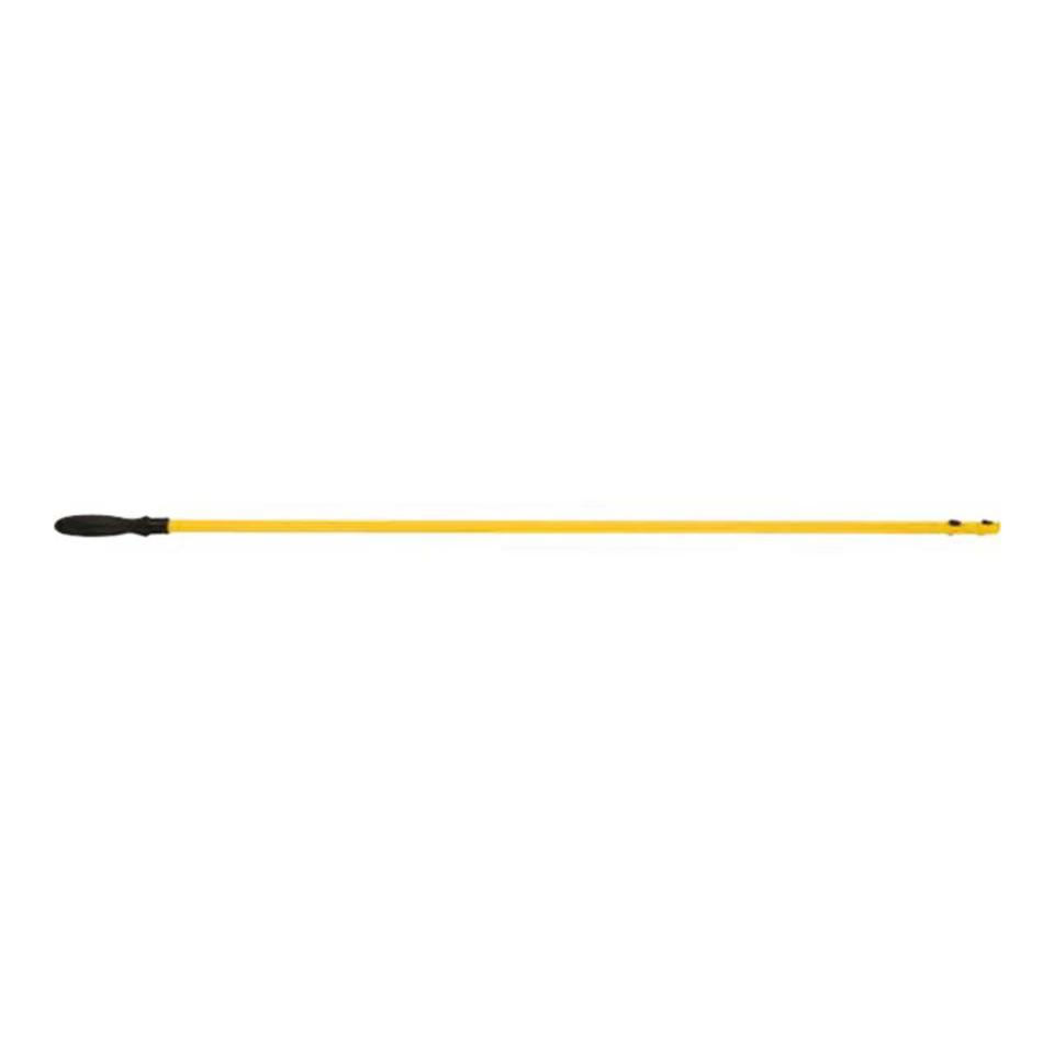 Rubbermaid Commercial HYGEN Quick Connect Handle Yellow