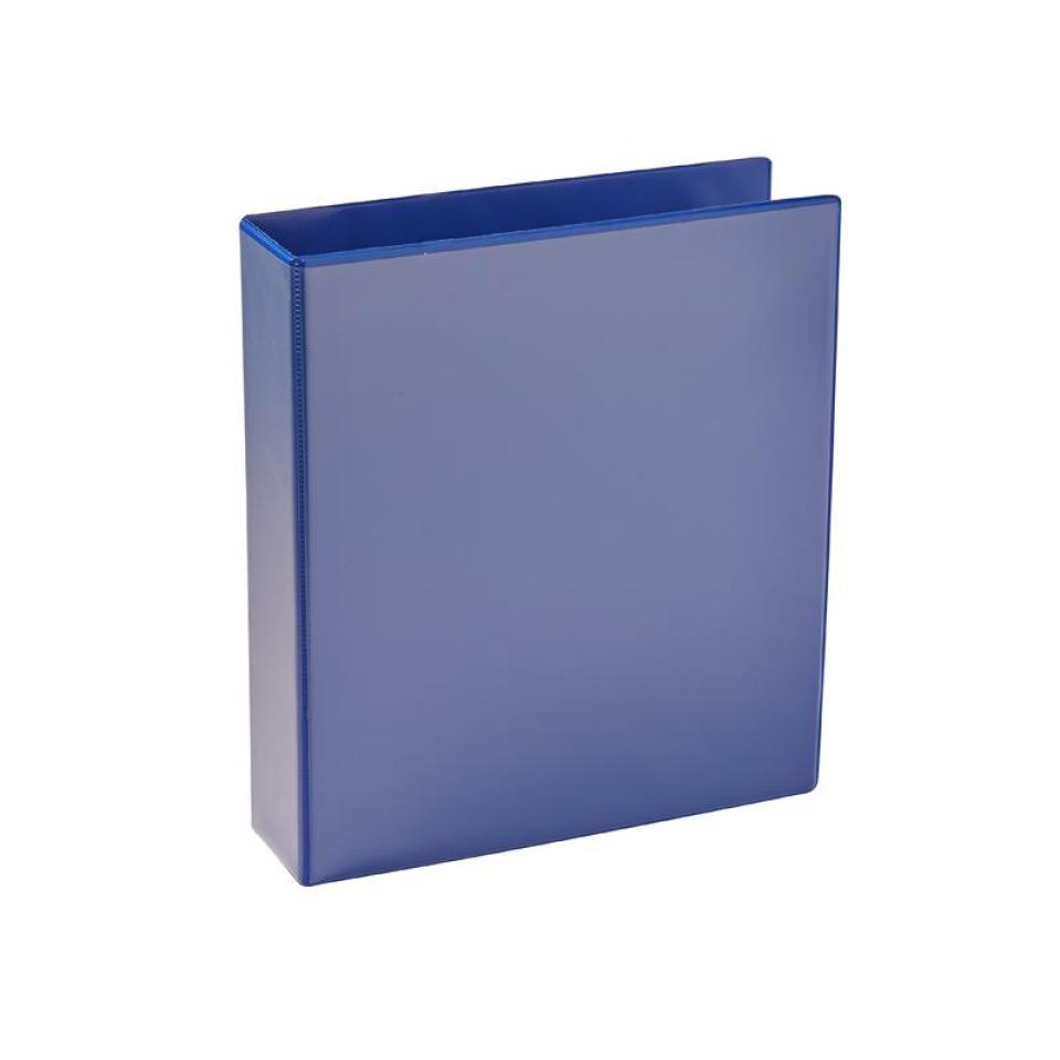 Winc Earth Insert Binder A4 4 D Ring 50mm Blue