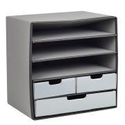 Marbig Storage Flexistor Grey