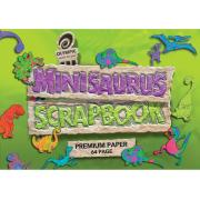 Olympic Scrap Book Minisaurus Bond 64 Pages