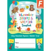 Alphabet Sounds  Writing Scrapbook Qld