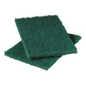 3m Economy Scourer Medium Duty No. 230 230X150mm Green Image