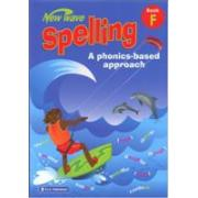 New Wave Spelling Book F Ric-6272