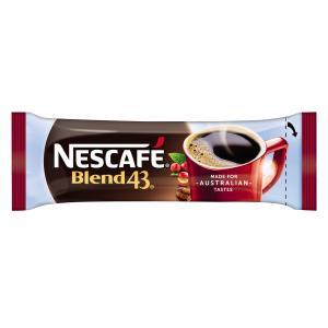 Nescafe Blend 43 Instant Coffee Sticks 1.7g Carton 1000