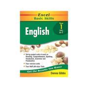 Pascal Press Excel Basic Skills English Year 1 Author Donna Gibbs