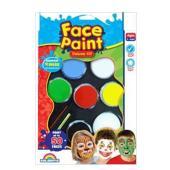 Colorific Educational 100102 D-Paint Face 50 Faces