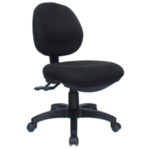 Calor Medium Back Task Chair Black