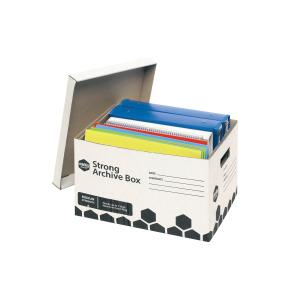 Marbig Strong Archive Box