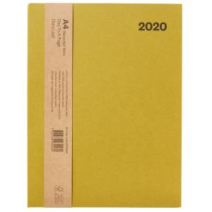 Winc 2020 Wiro Recycled Diary A4 Day to Page Straw
