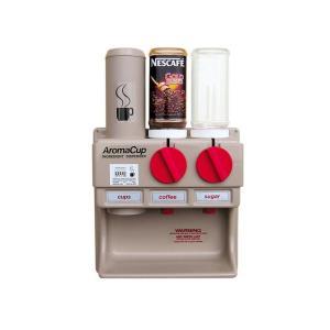 Aromacup Beverage Dispenser Ac300C Cup & 2 Ingredient System