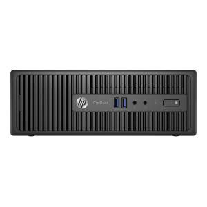 HP ProDesk 400 G4 3 7 GHz Core i3 500 GB HDD Small Form Factor Desktop