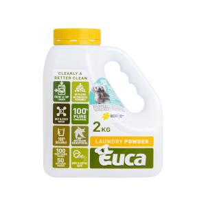 Euca Laundry Powder 2kg 106F