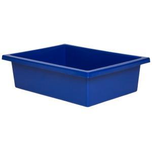 Elizabeth Richards Plastic Tote Tray 125(h) x 320(w) x 430(d)mm Blue