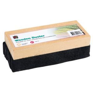 Educational Colours Chalkboard Duster Felt 110mmx50mm