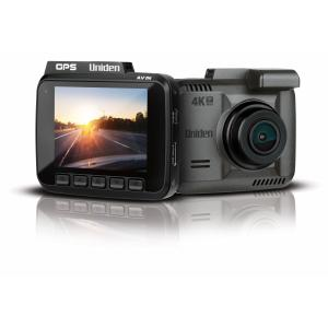 Uniden 4k Smart Dash Cam With 2.4 Inch Lcd Colour Screen