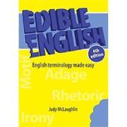 Edible English - English Terminology Made Easy
