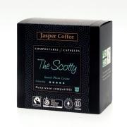 Jasper Fairtrade Organic Coffee Capsules The Scotty Box 10
