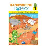 Handwriting Today - Victorian Modern Cursive Yr 1 Workbook