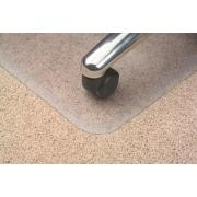 Marbig Chairmat Rollamat PVC Medium Pile Carpet 1520l x 1160wmm Clear